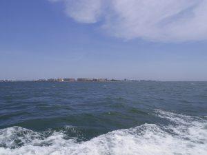 東京海洋散骨ディズニーシー